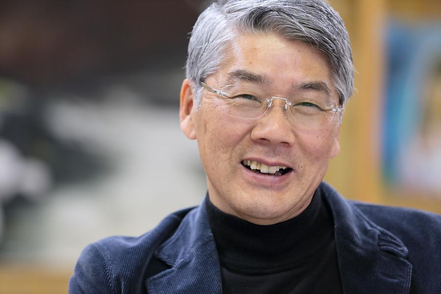 NPO法人グリーンバレー理事長の大南信也さん