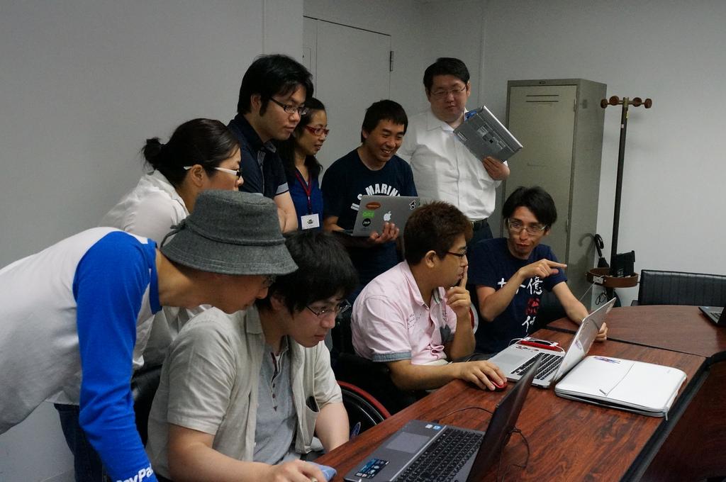 OSM講習会