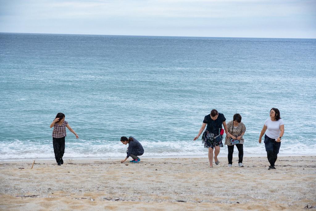 辺塚(へつか)海岸